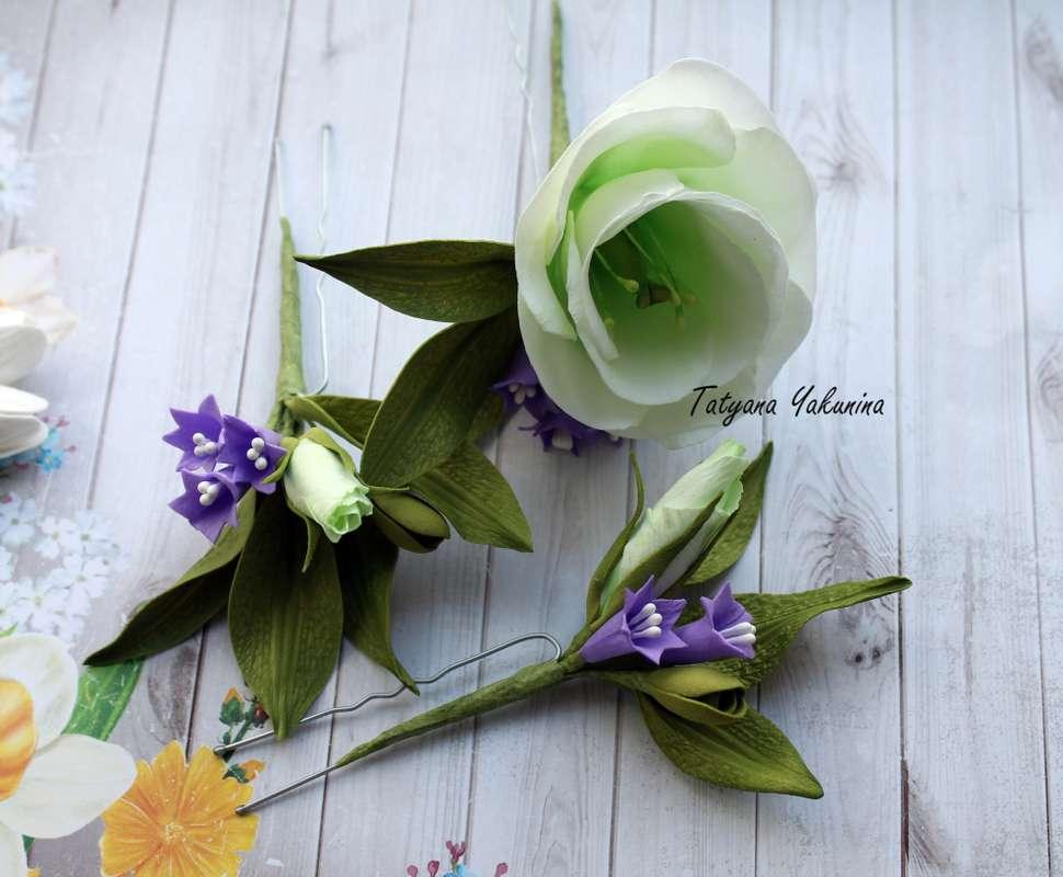 Фото 15270854 в коллекции Портфолио - Татьяна Якунина - свадебные букеты и украшения