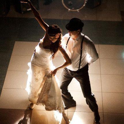 Стилизованный свадебный танец