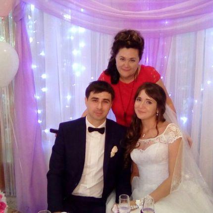 Проведение свадьбы 6 часов от 15 000 руб.