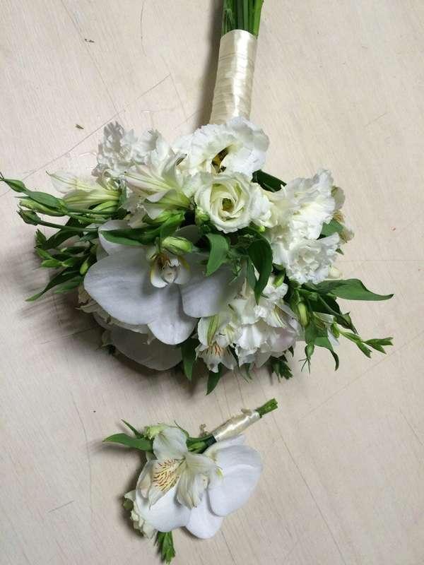 Фото 12055886 в коллекции Букет невесты.... - Свадебное агентство Lily wedding
