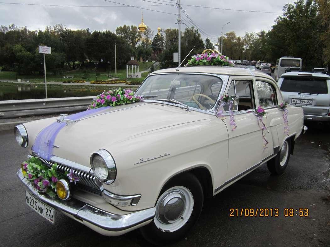 Фото 1956769 в коллекции Мои фотографии - Алые Паруса - прокат ретро авто на свадьбу