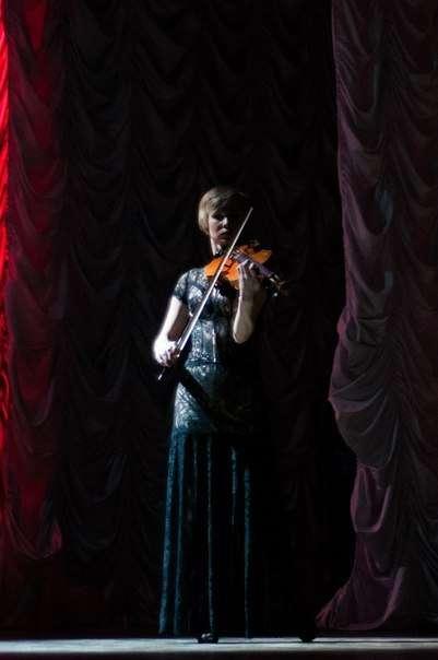 Фото 12107292 в коллекции фото с выступлений - Скрипачка Татьяна Поповская