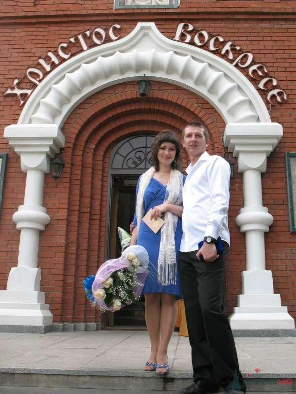 венчание - фото 31834 Лёза