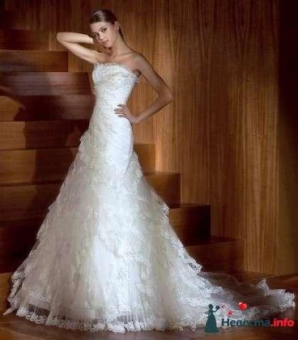 Фото 115850 в коллекции Продаю свадебное платье SAN PATRICK (Bermeo) ИСПАНИЯ - Ваш фотограф - Inna Minaeva