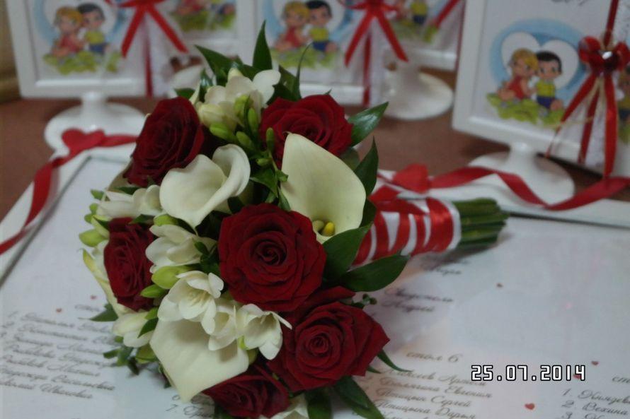 Фото 12185660 в коллекции Букет невесты - 4 сезона - оформление и декор