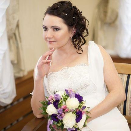 Причёска и макияж невесты и гостей