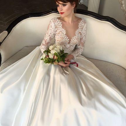 Свадебное платье Шедди Люкс