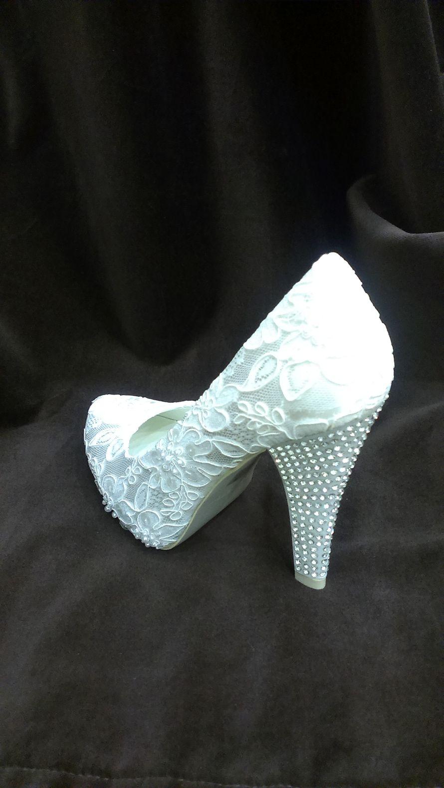 """Фото 2227358 в коллекции Свадебная обувь в наличии - Магазин-салон """"Свадебный вальс"""""""