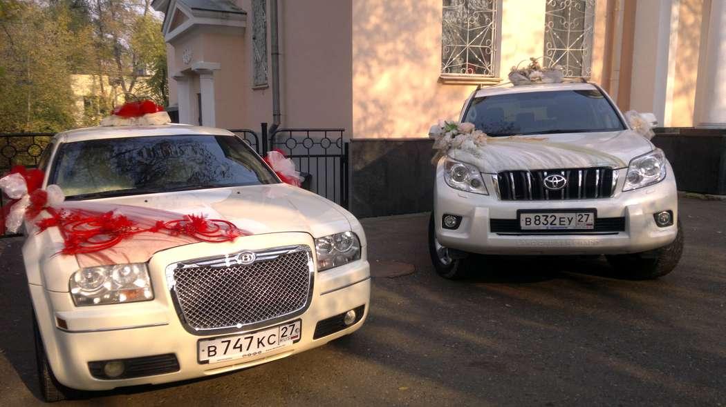 Фото 1443693 в коллекции Прадо 2011/2012гг и Крайслер 300С - Корякина Анна - прокат авто