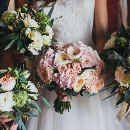 Уникальный букет для невесты