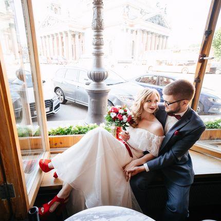 """Фотосъёмка неполного дня - пакет """"Мини свадьба"""", 1-2 часа"""