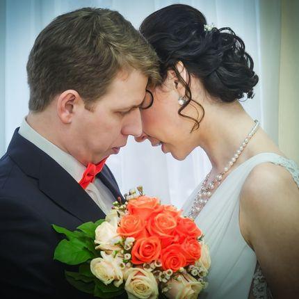 Съёмка свадьбы до 6 часов