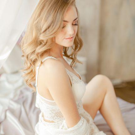 """Будуарная фотосессия - пакет """"Утро невесты"""", 1 час"""