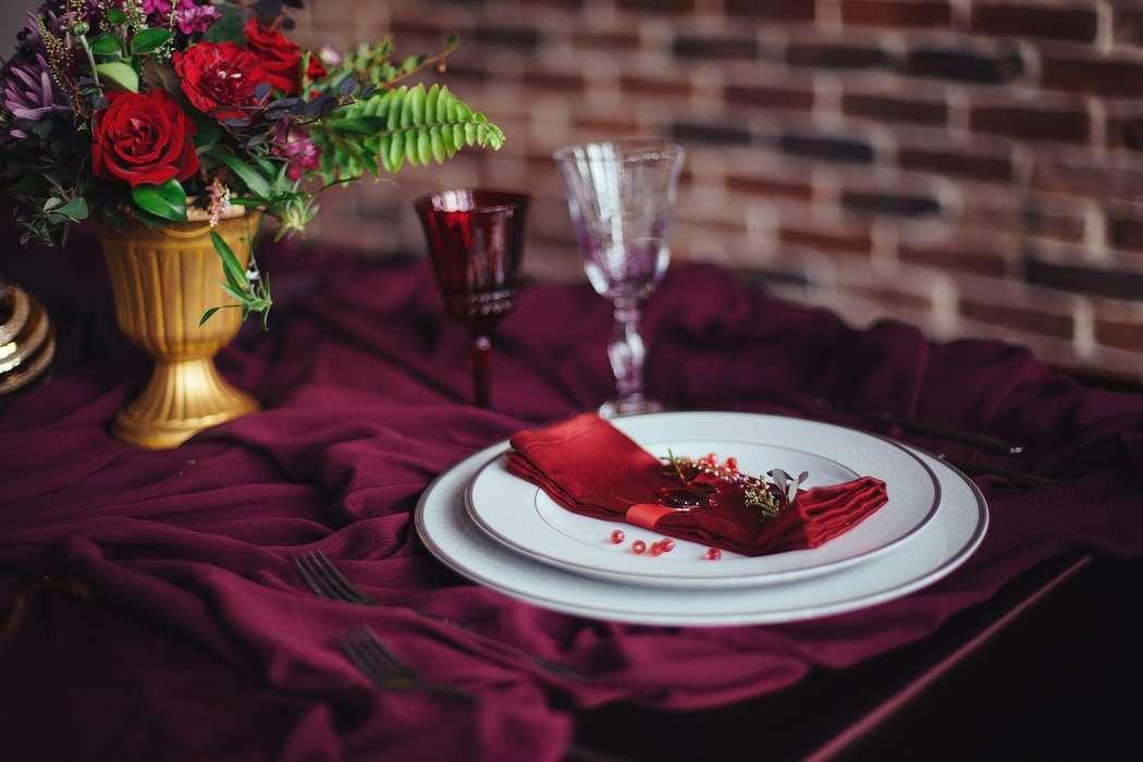 Фото 12365758 в коллекции Любовь с оттенком марсала - Свадебное агентство Инны Бажан