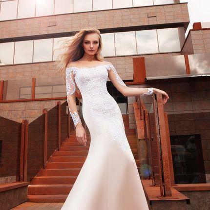 Свадебное платье Daniel модель №1803