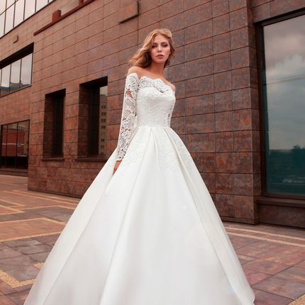 Свадебное платье Estella модель №1806