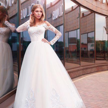Свадебное платье Victoria модель №1821