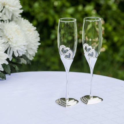 Свадебные бокалы , арт. SV 002