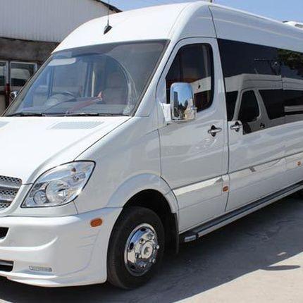 Микроавтобус в аренду