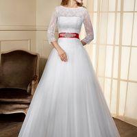 Свадебное платье GARTELI Модель 1337 ЦВЕТ на заказ РАЗМЕР на заказ ЦЕНА 28.000 руб. Возможно сшить на заказ в другом цвете, любой размер. Срок пошива займет 10-14 дней.