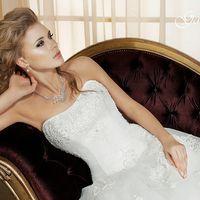 Свадебное платье GARTELI Модель 1325 ЦВЕТ на заказ РАЗМЕР на заказ ЦЕНА 32.000 руб. Возможно сшить на заказ в другом цвете, любой размер. Срок пошива займет 10-14 дней.