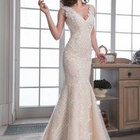 Свадебное платье Бертина