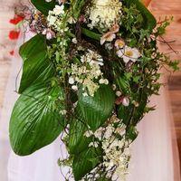 Авторский свадебный букет