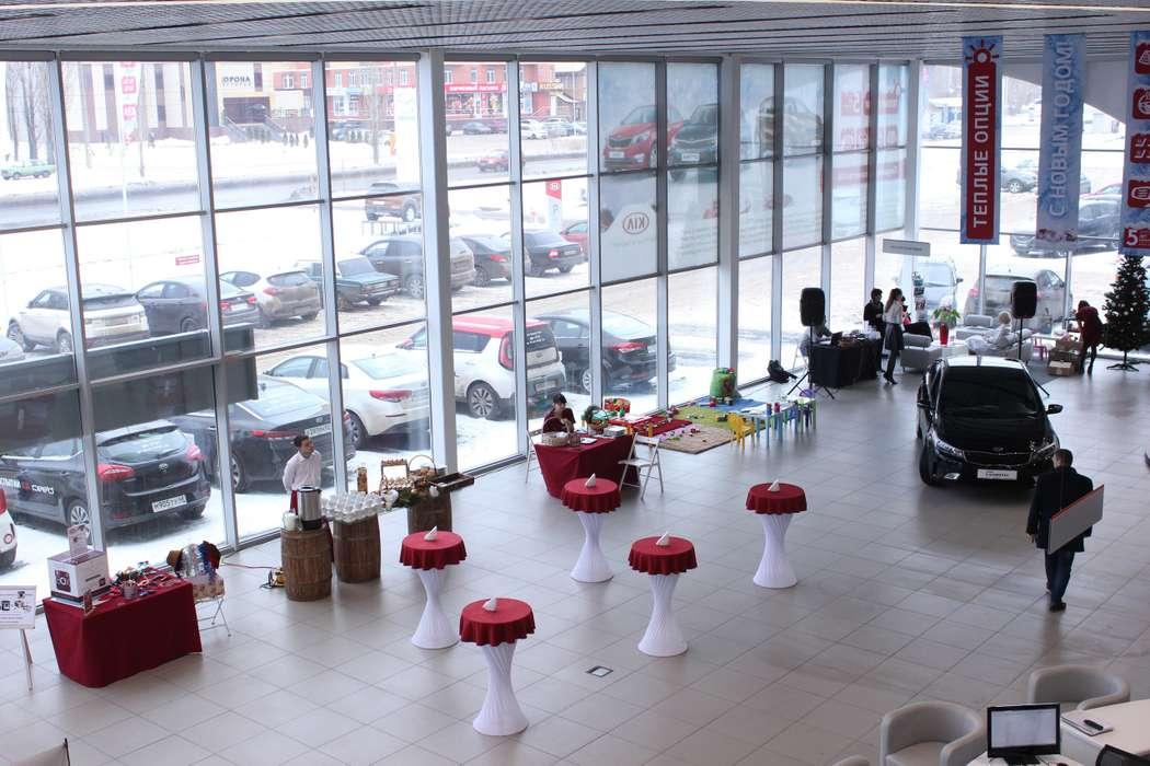 "Фото 14482908 в коллекции Презентация нового автомобиля в автосалоне KIA - ""Happybox"" - аренда фотобудки"