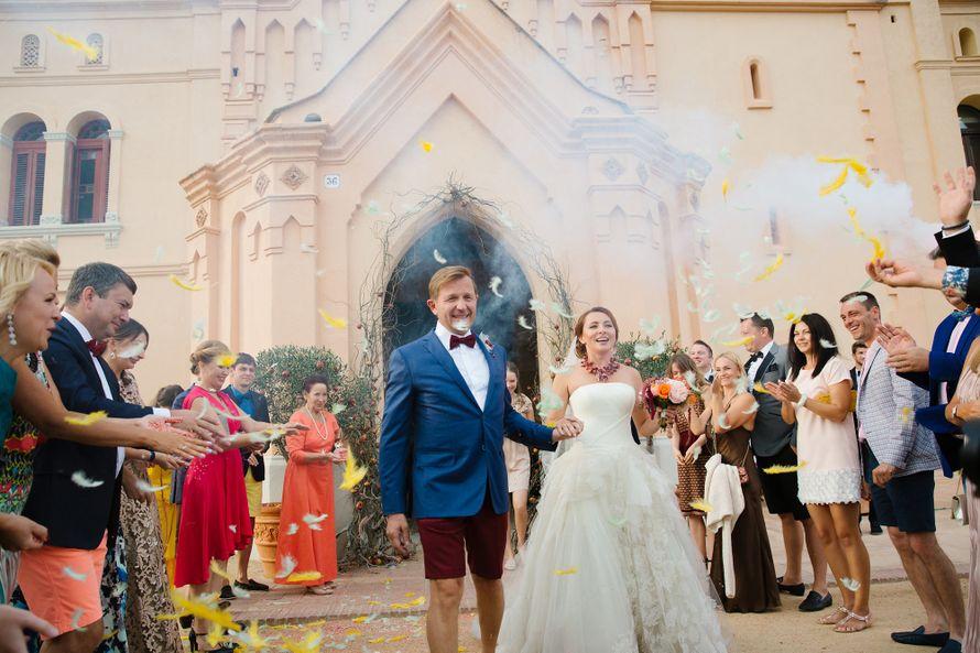 Организация свадеб в Европе.Свадьба в Испании.  - фото 12551402 Oh my love - wedding planners