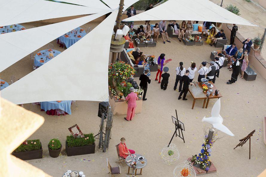 Организация свадеб в Европе.Свадьба в Испании.  - фото 12551418 Oh my love - wedding planners