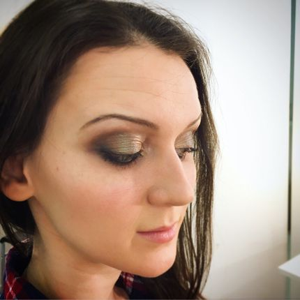 Вечерний макияж для невесты