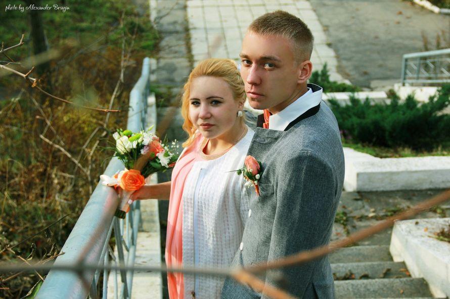 Фото 12635506 в коллекции Свадебные фотосессии - Alex Bragin photo