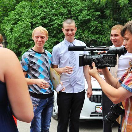 Видеосъёмка регистрации