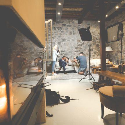 "Видеосъёмка полного дня - пакет ""Premium"", до 18 часов"