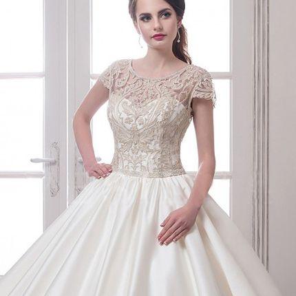 Свадебное платье, модель 4019