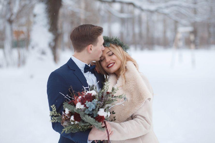Фото 12719048 в коллекции Marsala Wedding 12/11/16 - Wood&love - студия флористики и декора
