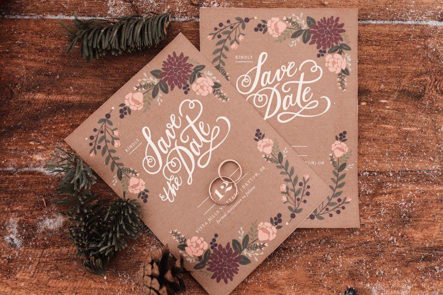 Фото 12719062 в коллекции Marsala Wedding 12/11/16 - Wood&love - студия флористики и декора