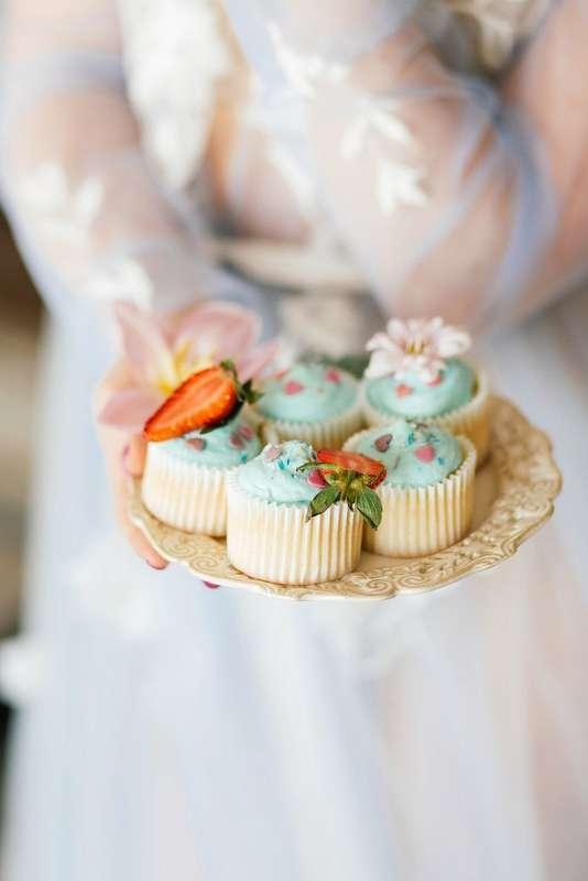 Фото 16418972 в коллекции Утро невесты - Wood&love - студия флористики и декора