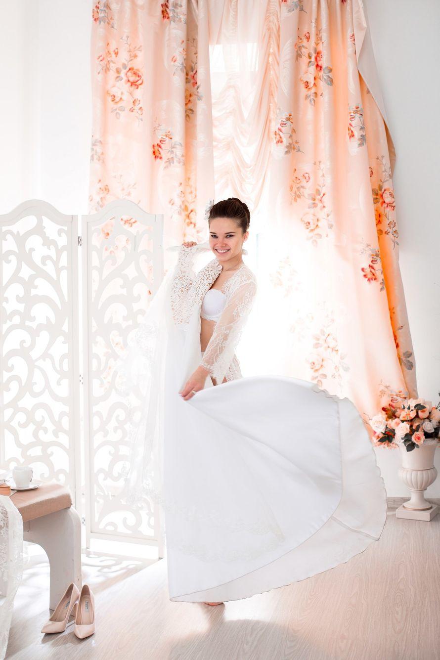 Прекрасное утро невесты... фотограф Анна Попова Заказ съемки вашей свадьбы 89851660401  - фото 12732622 Anna Popstudio - фотосъёмка