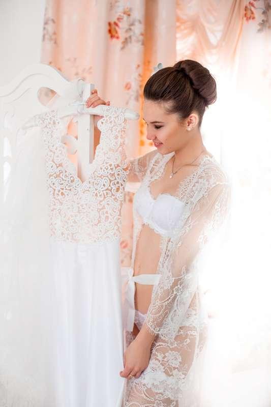 Прекрасное утро невесты... фотограф Анна Попова Заказ съемки вашей свадьбы 89851660401  - фото 12732624 Anna Popstudio - фотосъёмка