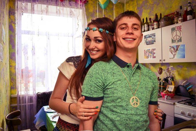 Я и мой Денис:)