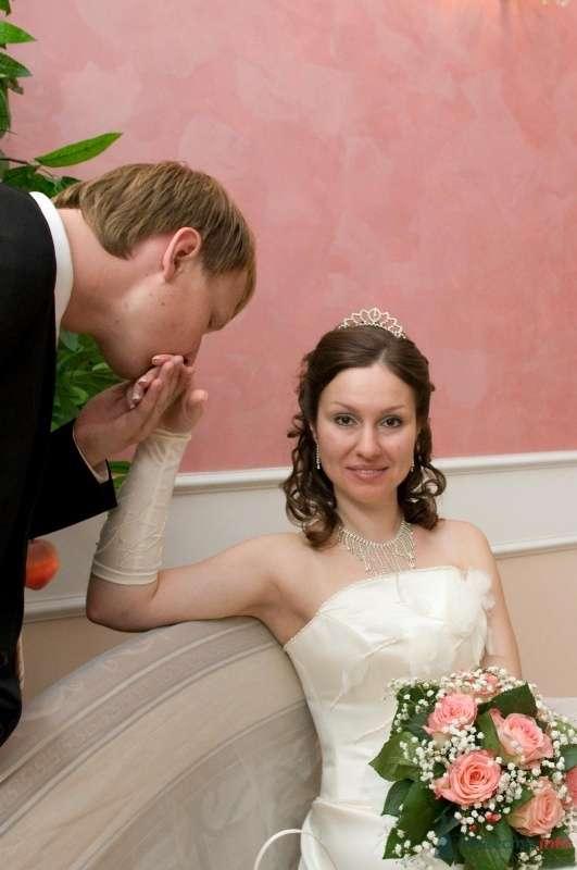 Наша свадьба 29.08.2009 - фото 61068 Оленька!