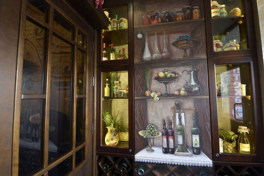 Фото 977705 в коллекции интерьер ресторана - Ресторан Папа Карло
