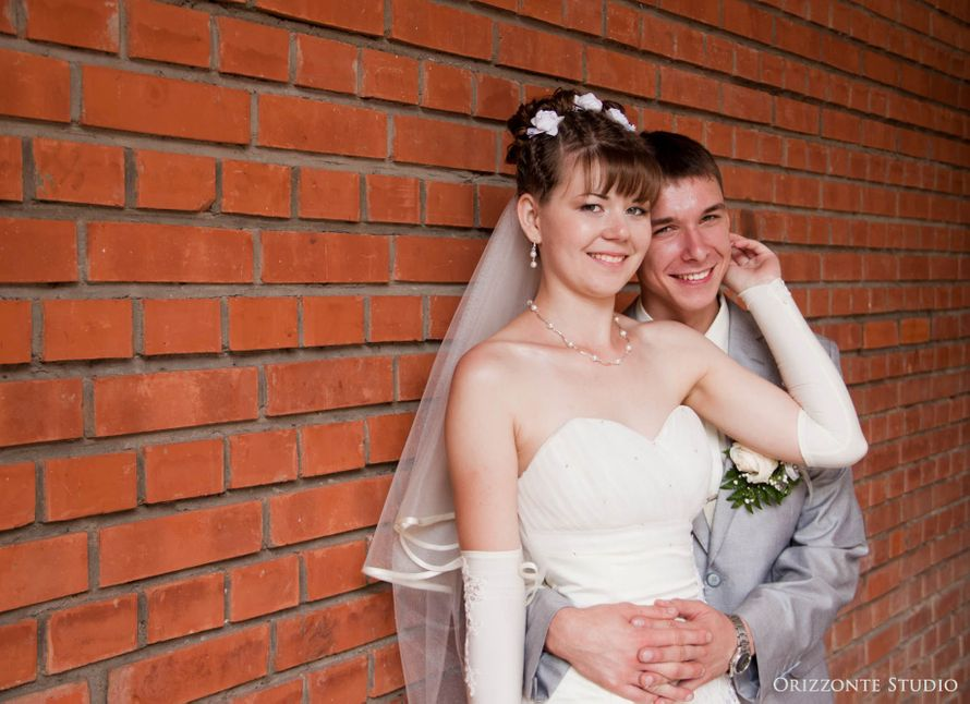 Свадебная прогулка Марии и Алексея, 02.06.2012 - фото 1552313 Orizzonte studio - свадьба под ключ