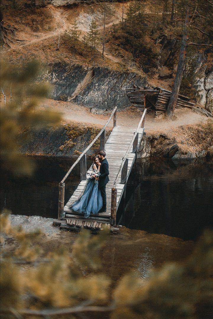 Фото 12868832 в коллекции Mysterious Wedding - Фотограф Павел Возмищев