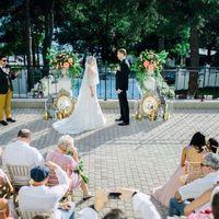 Комплексное оформление свадебного мероприятия