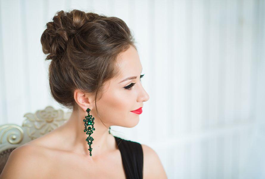Фото 12993100 в коллекции Свадебные прически - Стилист причёсок Ксения Иващук
