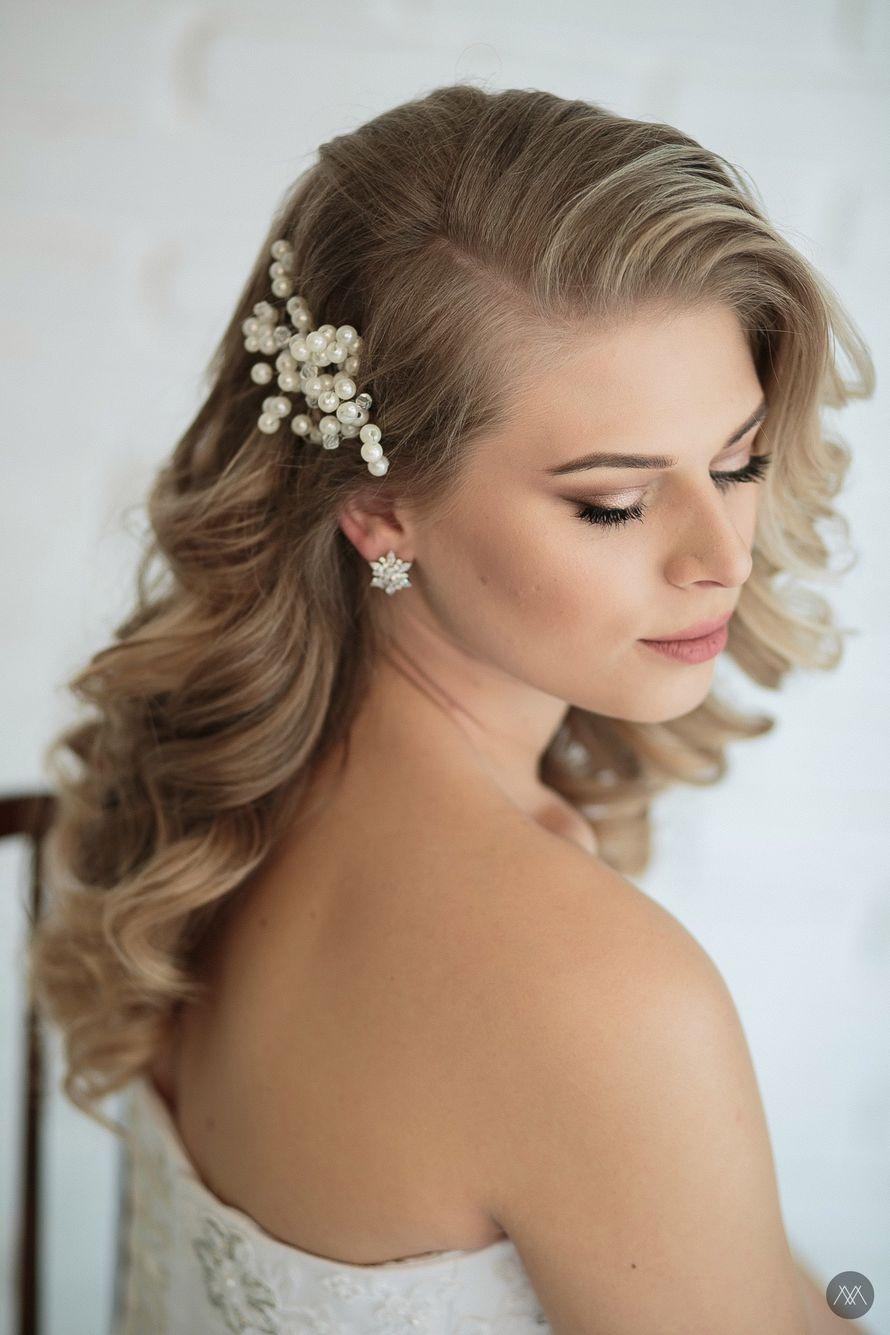 Фото 12993376 в коллекции Свадебные прически - Стилист причёсок Ксения Иващук