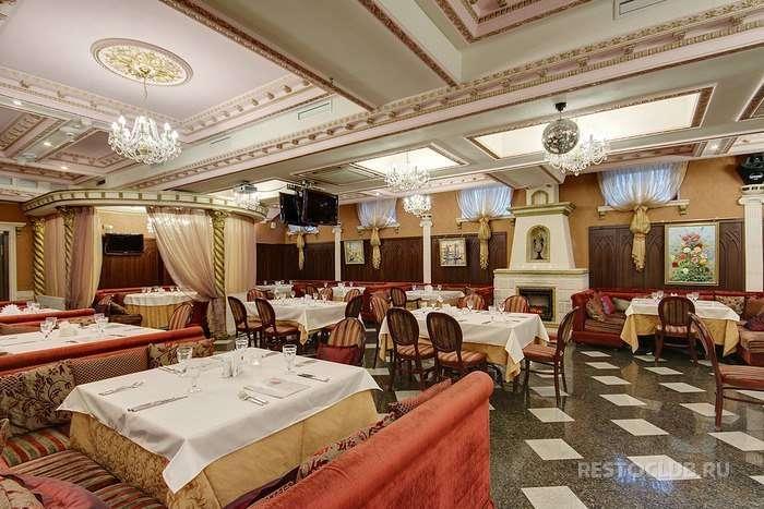 """Фото 17074940 в коллекции Интерьер ресторана - Ресторан """"Mia famiglia"""""""