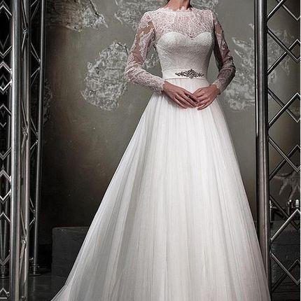 """Свадебное платье """"Агния"""""""